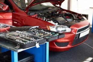 где отремонтировать машину